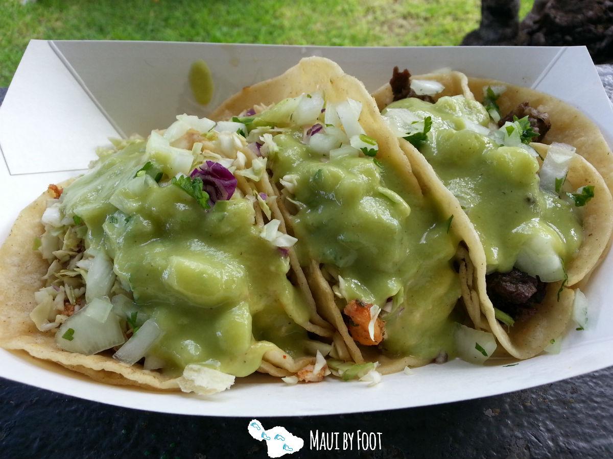 Ono Tacos - Maui Cheap Eats